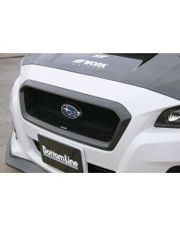 ChargeSpeed Bottom Line Carbon Front Grill (Japanese CFRP) Subaru Impreza Levorg 15-17