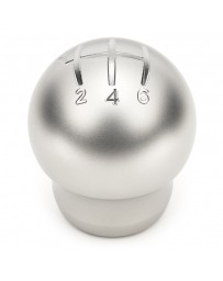 Raceseng Contour Shift Knob (Gate 1 Engraving) M12x1.5mm Adapter - Beaded
