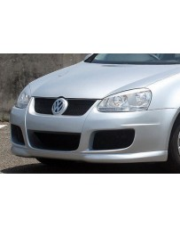 Spazio Nova Front Bumper (Japanese FRP) Volkswagen Golf V 05-09