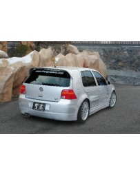 Spazio Nova Rear Wing (Japanese FRP) Volkswagen Golf IV 99-04