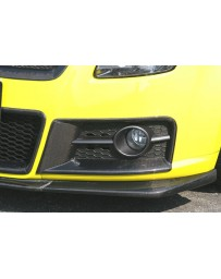 ChargeSpeed Front Bumper Side Ducts Carbon (Japanese CFRP) Pair Suzuki Swift Sport Model Z31S 04-10