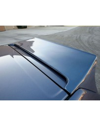 ChargeSpeed Rear Roof Wing Japanese FRP Honda Civic EF Hatch Back 88-91