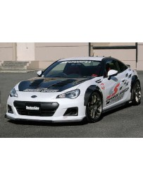 ChargeSpeed Type 2 Carbon Side Skirts Subaru BR-Z ZC-6 Toyota 86 ZN-6 13-18
