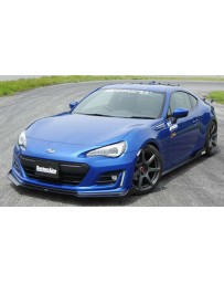 ChargeSpeed Type 2 Carbon Front Lip Subaru BR-Z ZC-6 17-18