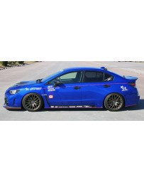 ChargeSpeed Type-1B Complete Kit with Front Carbon Under Part Subaru WRX STi 15-18