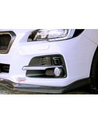 ChargeSpeed Smoke LED Front Turn Signal Indicator Subaru WRX 15-17