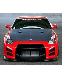 ChargeSpeed FRP Full Kit Nissan GT-R R35 09-16