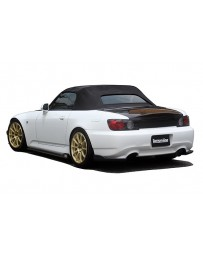 ChargeSpeed Bottom Line Carbon Rear Lip Caps Honda S2000 AP1 00-04 CLEARANCE