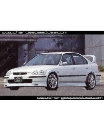 ChargeSpeed Full Lip Kit Honda Civic EK 4dr Zenki 96-98