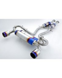 370z Amuse Nismo R1 Titan RS Silent STTI Titan Exhaust (non-gold ring) (Nismo Only)