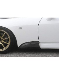 ChargeSpeed Carbon Side Front Fender Cowls Honda S2000 00-08