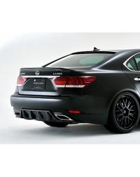 Artisan Spirits Black Label Rear Diffuser Lexus LS600hL F-Sport 12-15