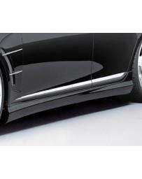 Artisan Spirits High-Spec Line Side Skirts Lexus LS600hL 08-09