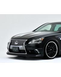 Artisan Spirits Verse Sports Line Front Half Spoiler Lexus LS600hL 12-15