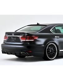 Artisan Spirits Sports Line Rear Half Spoiler Lexus LS600hL F-Sport 12-15