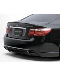 Artisan Spirits Verse High-Spec Line Rear Bumper Lexus LS600hL 07-09