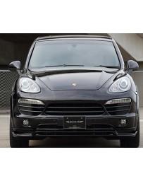 Artisan Spirits Black Label Front Half Spoiler Porsche Cayenne 11-17