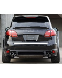 Artisan Spirits Black Label Rear Half Spoiler Porsche Cayenne 11-17