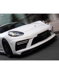 Artisan Spirits Sports Line ARS Carbon Front Bumper Kit Porsche 970 Panamera GTS Turbo 14-16