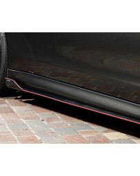 Artisan Spirits Sports Line ARS Carbon Side Skirts Set Porsche 970 Panamera GTS Turbo 14-16