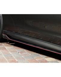Artisan Spirits Sports Line ARS Carbon Side Skirts Set Porsche 970 Panamera GTS Turbo 14-16