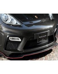 Artisan Spirits Sports Line ARS Carbon Front Bumper Kit Porsche Panamera 10-13