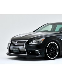 Artisan Spirits Verse Sports Line Front Half Spoiler Lexus LS460 12-15