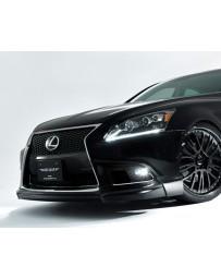 Artisan Spirits Sports Line Front Half Spoiler Lexus LS600h F-Sport 12-15