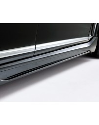 Artisan Spirits Black Label Side Under Spoiler Lexus LS460 F-Sport 12-15