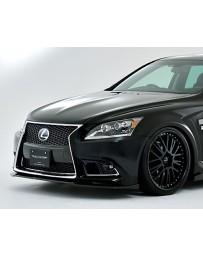 Artisan Spirits Black Label Front Under Spoiler Lexus LS600h F-Sport 12-15