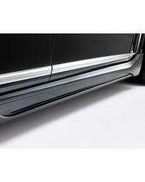 Artisan Spirits Black Label Side Under Spoiler Lexus LS600h F-Sport 12-15