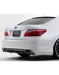Artisan Spirits High-Spec Line Rear Half Spoiler Lexus LS600h 10-11