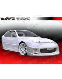 VIS Racing 1995-2002 Pontiac Sun Fire 4Dr Ballistix Full Kit