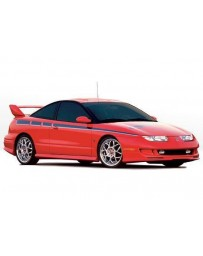 VIS Racing 1997-2000 Saturn Sc Coupe W-Typ 4Pc Complete Kit