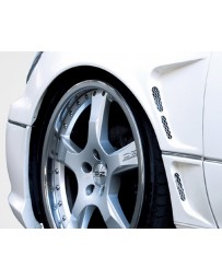 Artisan Spirits Verse High-Spec Line 10mm Wide Full Fender Set Lexus GS430 01-05