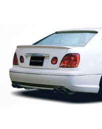 Artisan Spirits Verse High-Spec Line Rear Bumper Lexus GS400 98-00