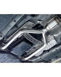 Artisan Spirits Sports Line ARS Performance Exhaust Front Pipe with Catalytic Converter Lexus SC430 01-10