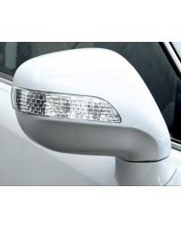 Artisan Spirits LED Blinker Mirror Covers Lexus IS350 06-12