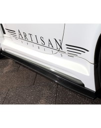 Artisan Spirits Sports Line ARS Carbon Fiber Side Skirts Lexus SC430 01-10