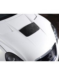 Artisan Spirits Sports Line ARS Carbon Fiber Replacement Hood Lexus SC430 01-10