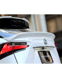 Artisan Spirits Roof Spoiler Lexus NX300h F-Sport 15-17
