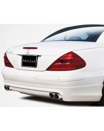 Artisan Spirits Rear Half Spoiler Mercedes-Benz SL600 02-08