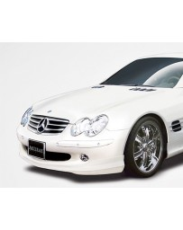 Artisan Spirits Front Half Spoiler Mercedes-Benz SL550 07-08