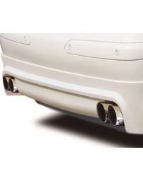 Artisan Spirits Rear Muffler System Mercedes-Benz SL550 07-08