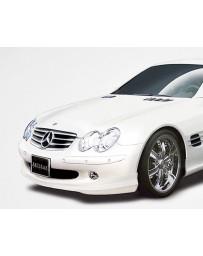 Artisan Spirits Front Half Spoiler Mercedes-Benz SL500 02-08