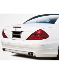 Artisan Spirits Rear Half Spoiler Mercedes-Benz SL500 02-08