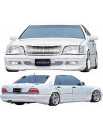 Artisan Spirits 3pc. Body Kit Mercedes-Benz S600 94-98