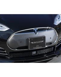 Artisan Spirits Carbon Fiber Front Grill Cover Tesla Model S 13-19