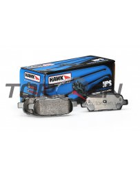 350z Hawk Performance HPS Brake Pads, Rear with Standard Non-Brembo Calipers