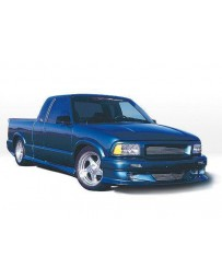 VIS Racing 1994-1997 S-10 / Sonoma Extended Cab Custom Style Kit W/Bumper
